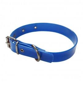 Collar para perro biothane gold 2,5 hebilla rulo