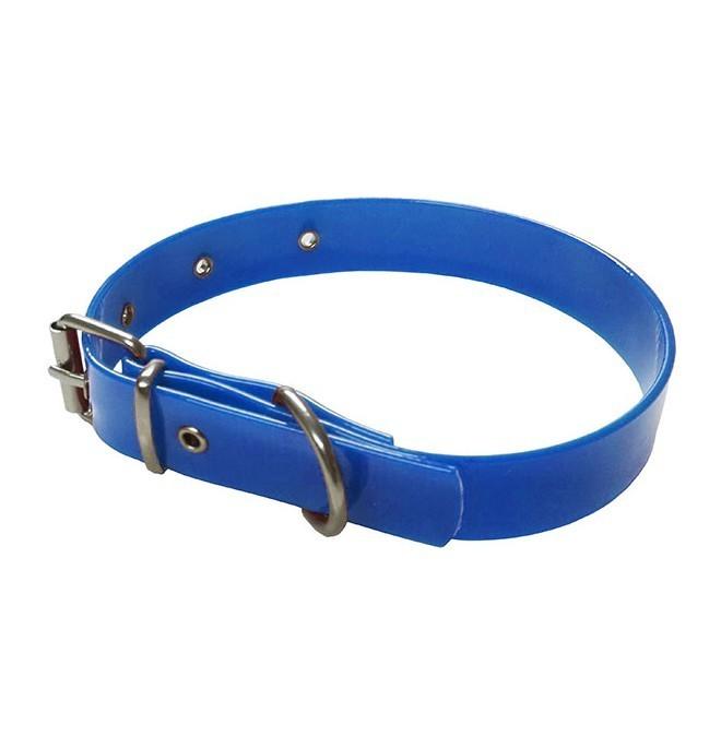 Collar para perro biothane 2,5 hebilla rulo