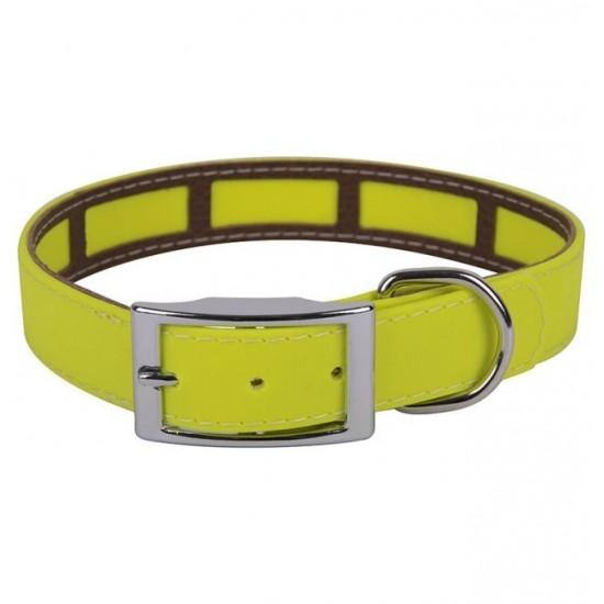 Collar para perro Biothane2,5 Hebilla Alemana Naranja
