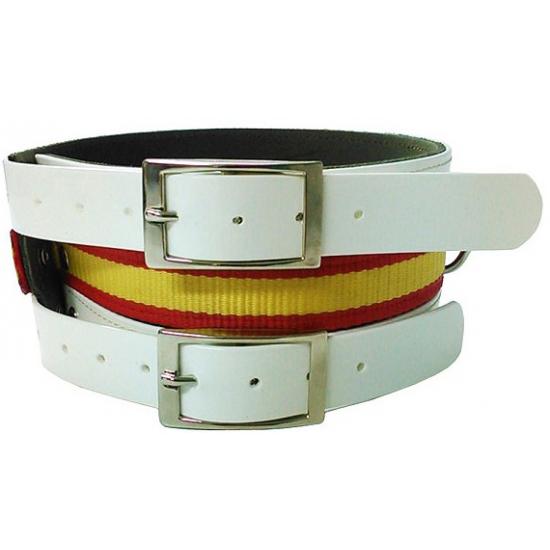 Collar antiparasitario para perro piel vaquetilla personalizado fucsia