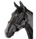 Cabezada para caballos Cuadra Cuero