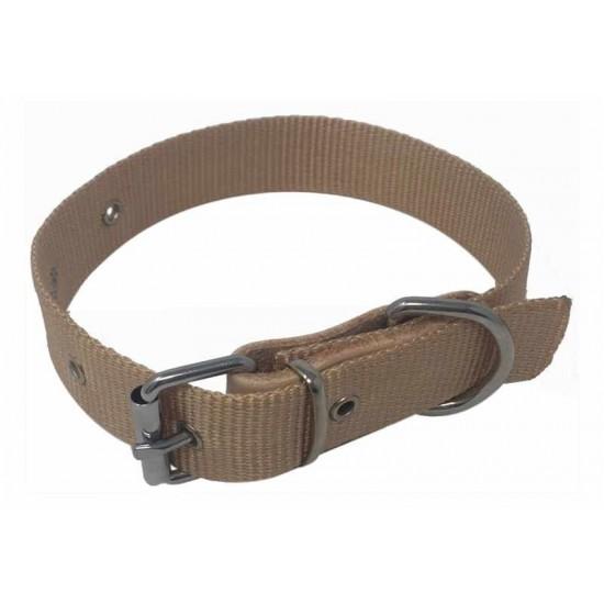 Collar nylon hebilla rulo