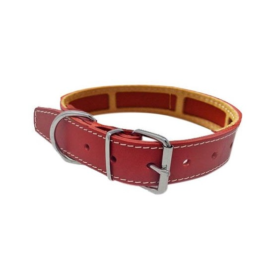 Collar para perro biothane beta amarillo 521