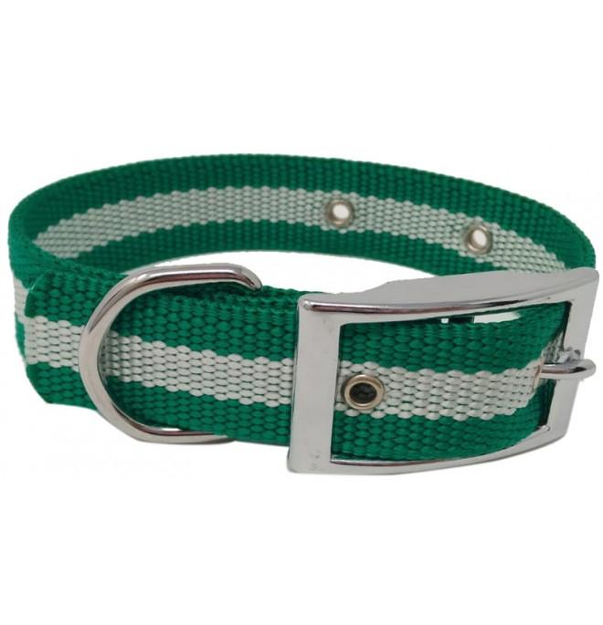 Collar nylon Andalucía hebilla alemana