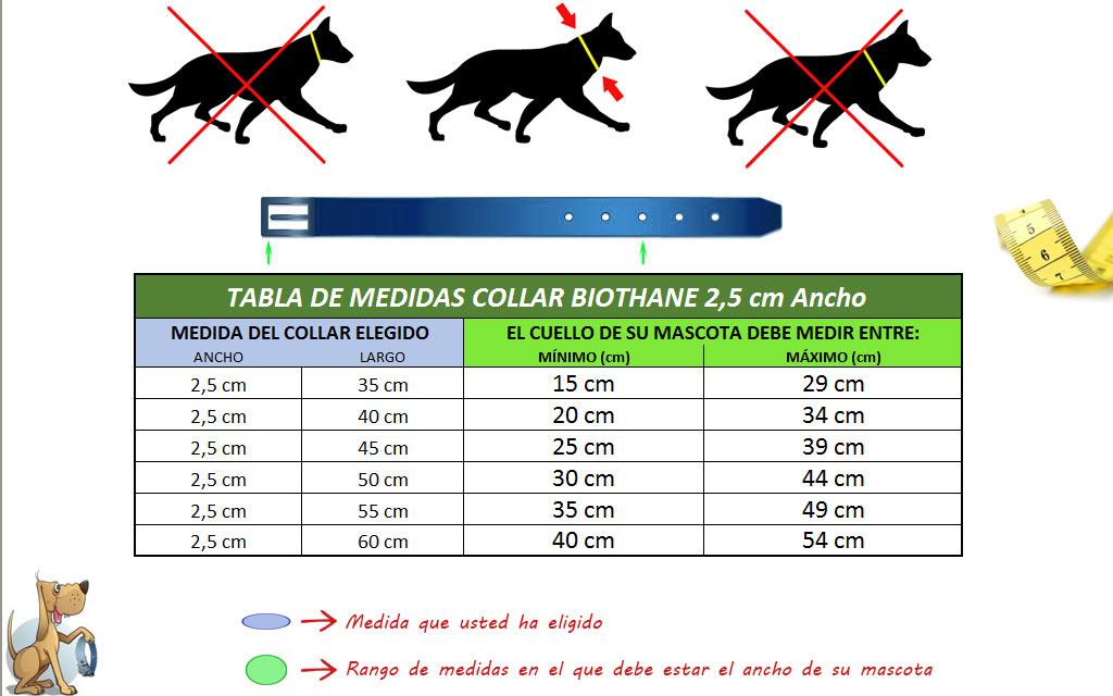 Al ser collares fabricados más pequeños, pueden encajar mejor en perros de razas pequeñas, aunque son totalmente compatibles con perros de razas medianas y