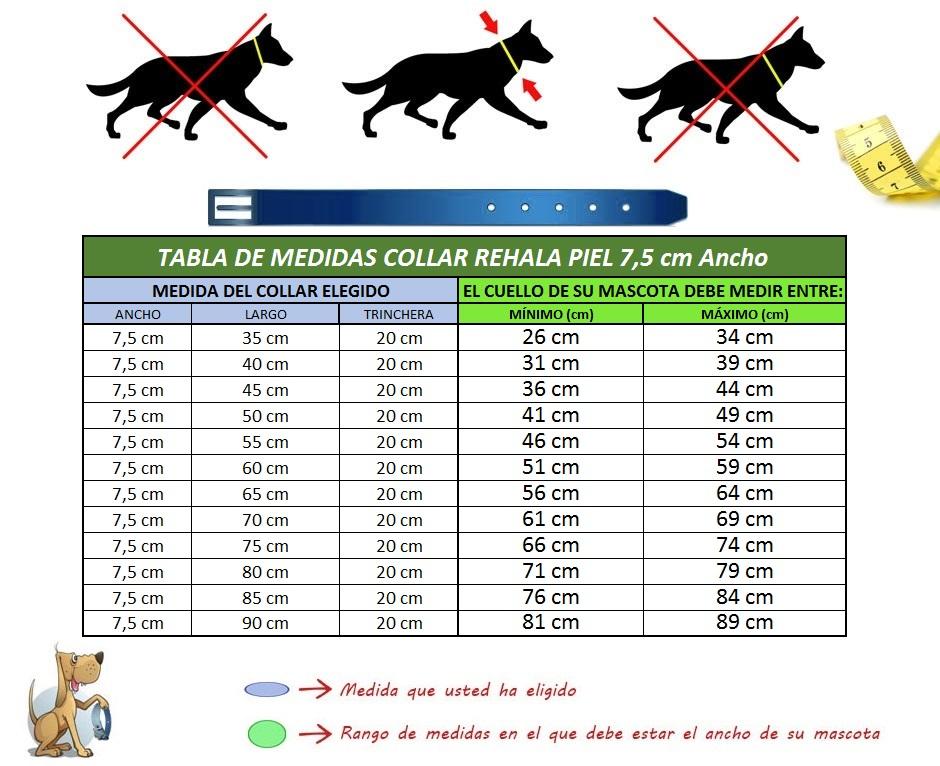 4c3bbbf6ef62 Collar para Perro Piel SuperDog Burdeos