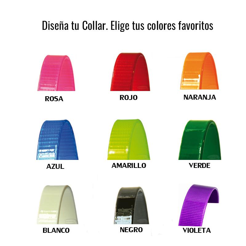 carta colores biothane